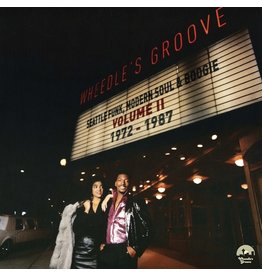 Light In The Attic Various - Wheedle's Groove Vol. 2: Seattle Funk, Modern Soul & Boogie 1972-1987