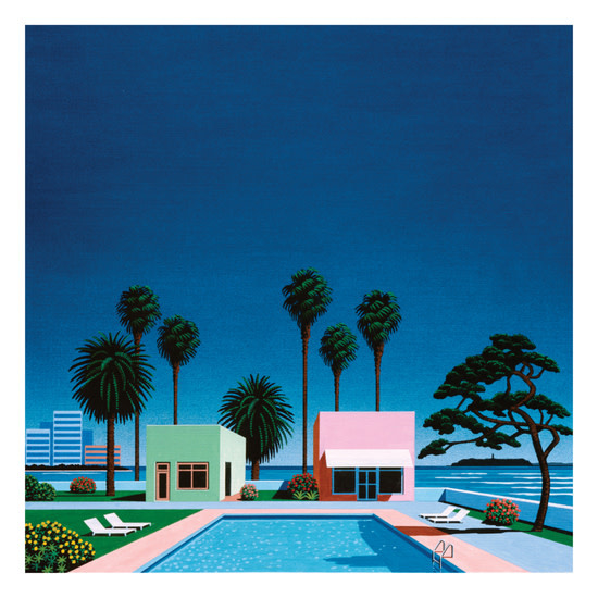 Light In The Attic Various - Pacific Breeze: Japanese City Pop, AOR and Boogie 1976-1986 (Pink Vinyl)