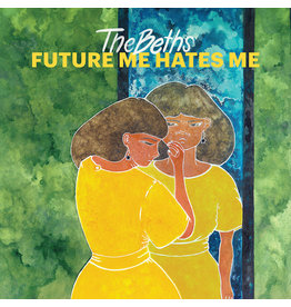 Carpark Records The Beths - Future Me Hates Me