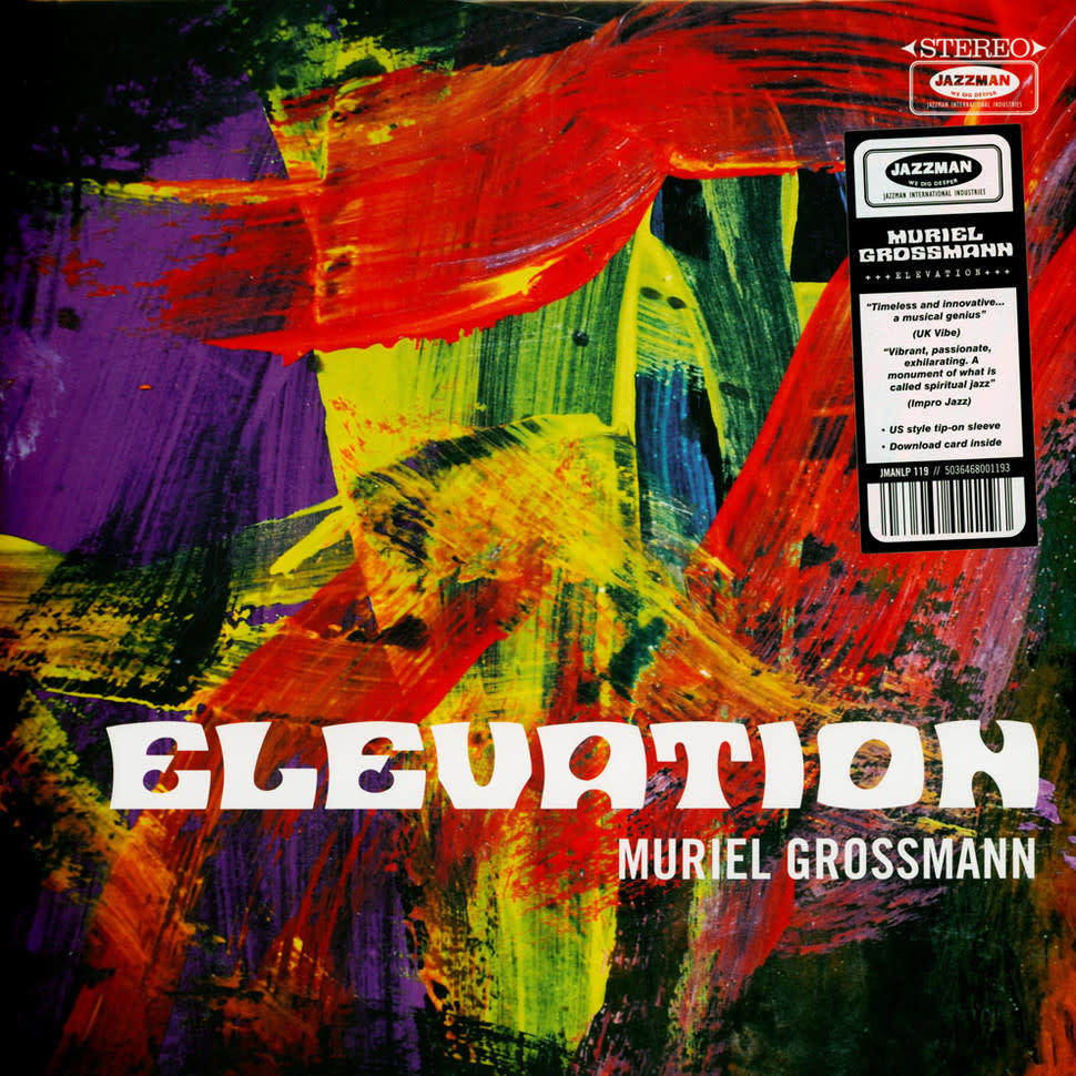Jazzman Muriel Grossmann - Elevation