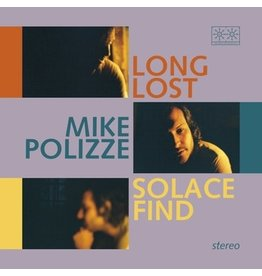 Paradise Of Bachelors Mike Polizze - Long Lost Solace Find (Coloured Vinyl)
