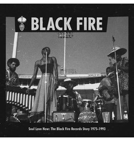 Strut Various - Soul Love Now: The Black Fire Records Story 1975-1993