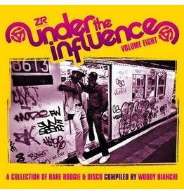 Z Records Various - Under The Influence Vol. 8
