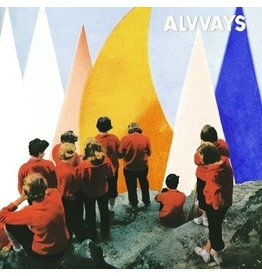 Transgressive Alvvays - Antisocialites (Coloured Vinyl)