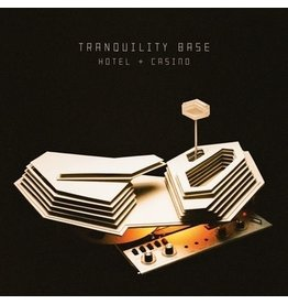 Domino Records Arctic Monkeys - Tranquility Base Hotel & Casino (Coloured Vinyl)