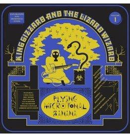 Heavenly Recordings King Gizzard & The Lizard Wizard - Flying Microtonal Banana (Coloured Vinyl)