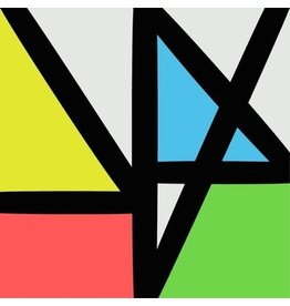 Mute New Order - Music Complete (Coloured Vinyl)