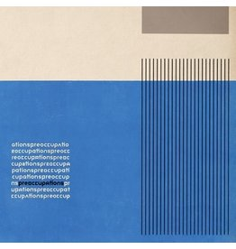 Jagjaguwar Preoccupations - Preoccupations (Coloured Vinyl)