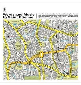 Heavenly Recordings Saint Etienne - Words & Music