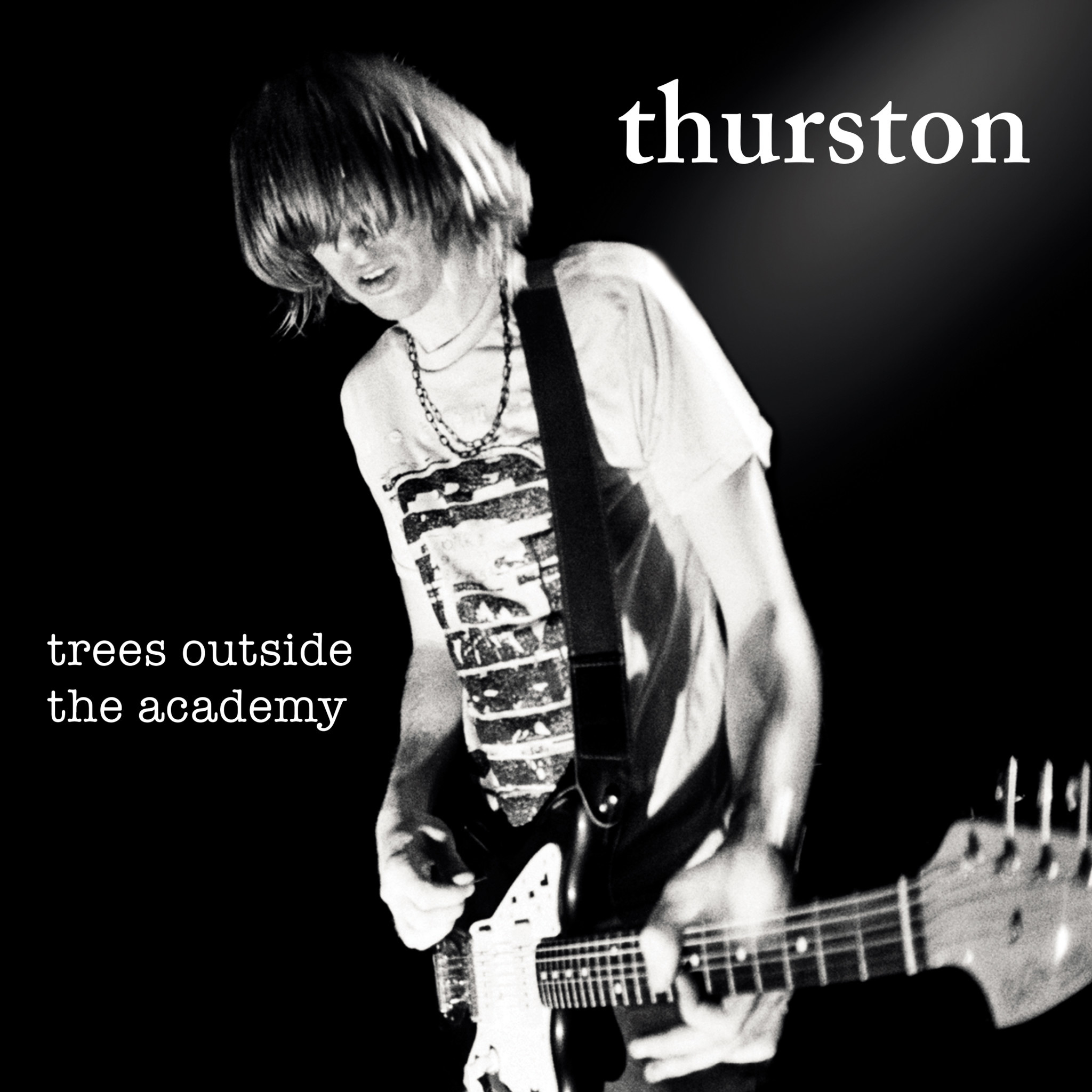 Daydream Library Series Thurston Moore - Trees Outside The Academy (Coloured Vinyl)