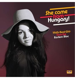 Ace Records Various - She Came From Hungary! 1960s Beat Girls From The Eastern Bloc