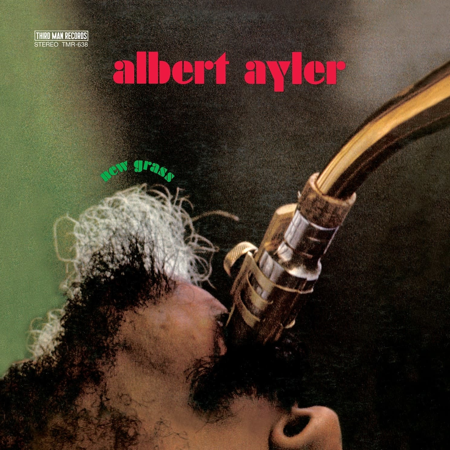 Third Man Records Albert Ayler - New Grass (Coloured Vinyl)
