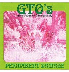 Grey Scale GTO's - Permanent Damage