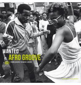 Wagram Various - Wanted: Afro Groove