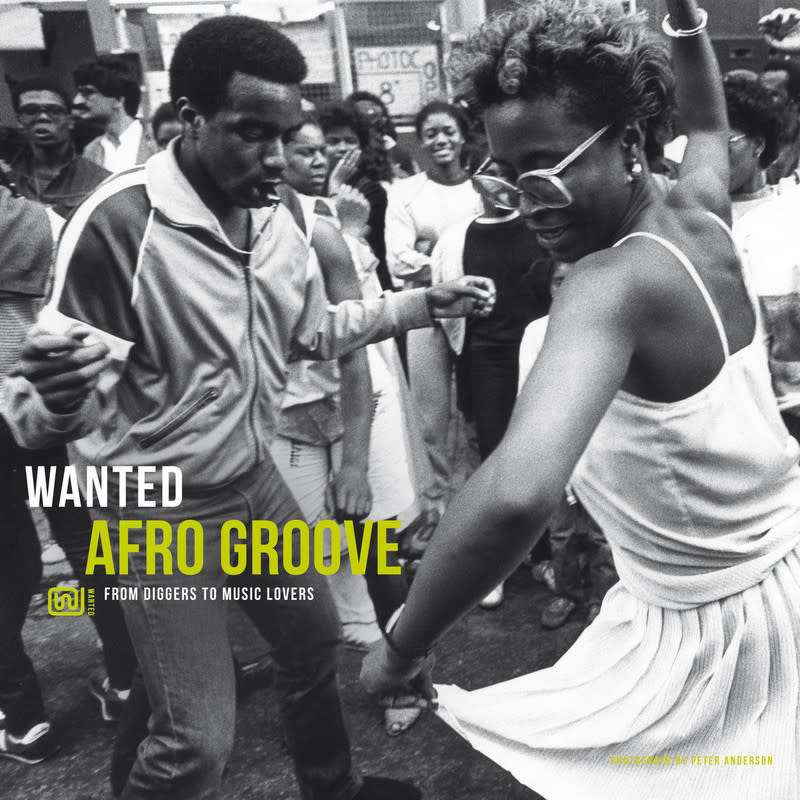 Wagram Music Various - Wanted: Afro Groove