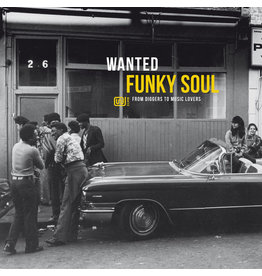 Wagram Various - Wanted: Funky Soul