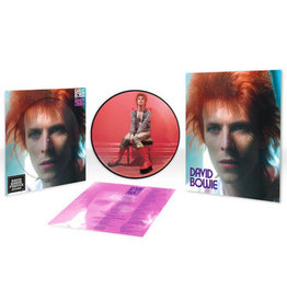 Parlophone David Bowie - Space Oddity (Picture Disc)