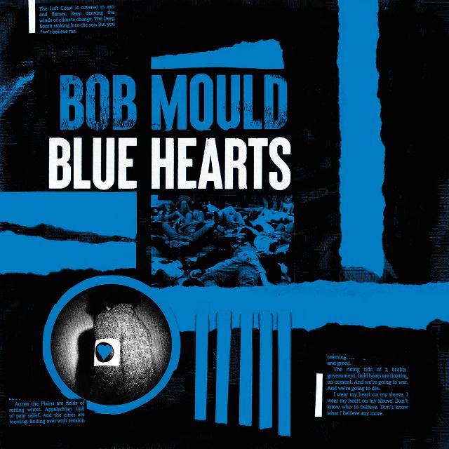 Merge Records Bob Mould - Blue Hearts