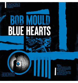 Merge Records Bob Mould - Blue Hearts (Coloured Vinyl)