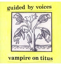 Scat Records Guided By Voices - Vampire On Titus (Coloured Vinyl)