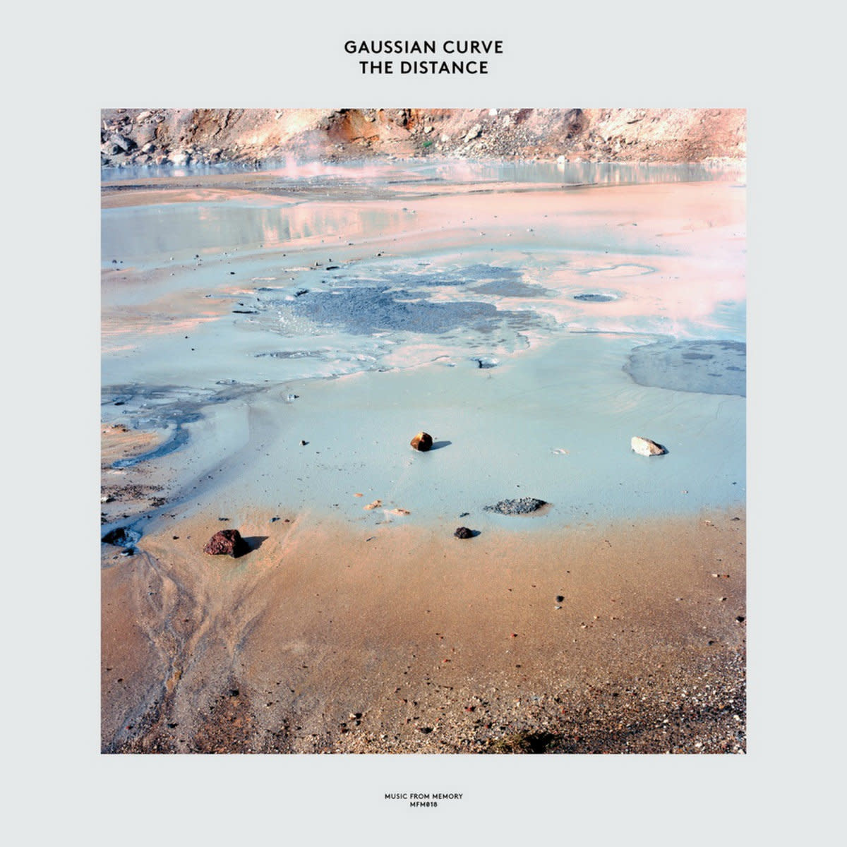 Music From Memory Gaussian Curve - The Distance