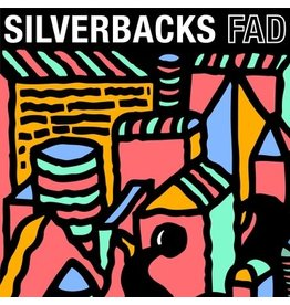 Central Tones Silverbacks - Fad (Coloured Vinyl)