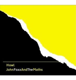 Metamatic John Foxx & The Maths - Howl (Coloured Vinyl)