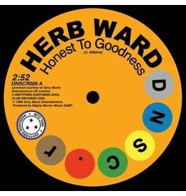 Deptford Northern Soul Club Records Herb Ward & Bob Brady & The Con Chords - Honest To Goodness/Everybody's Goin' To The Love-In