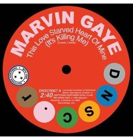 Deptford Northern Soul Club Records Marvin Gaye & Shorty Long - This Love Starved Heart Of Mine (It's Killing Me) / Don't Mess With My Weekend