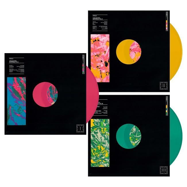 Warner Music Group Foals - Collected Reworks (Coloured Vinyl)