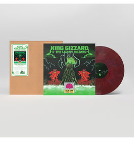 Heavenly Recordings King Gizzard & The Lizard Wizard - I'm In Your Mind Fuzz (Coloured Vinyl)