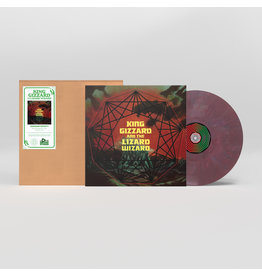 Heavenly Recordings King Gizzard & The Lizard Wizard - Nonagon Infinity (Coloured Vinyl)