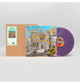 Heavenly Recordings King Gizzard & The Lizard Wizard - Sketches Of Brunswick East (Coloured Vinyl)