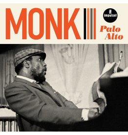 Impulse! Thelonious Monk - Palo Alto