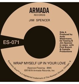 Numero Group Jim Spencer, Angie Jaree and Marshall Titus - Wrap Myself Up In Your Love