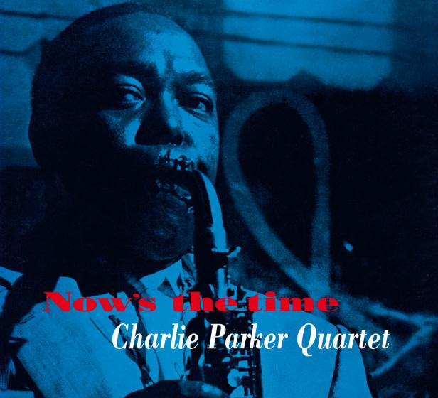 Birds Nest Charlie Parker - Now's The Time (Coloured Vinyl)