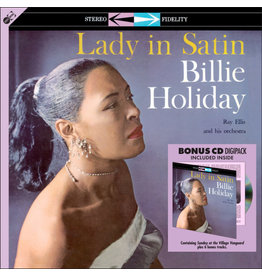 Groove Replica Billie Holiday - Lady In Satin