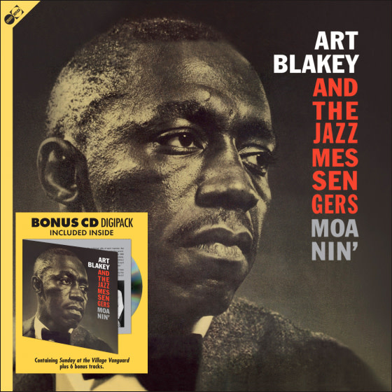 Groove Replica Art Blakey & The Jazz Messengers - Moanin