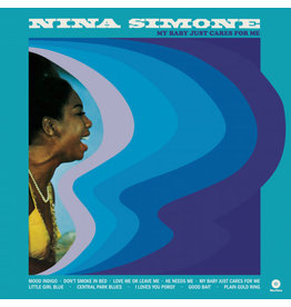 Waxtime Nina Simone - My Baby Just Cares For Me