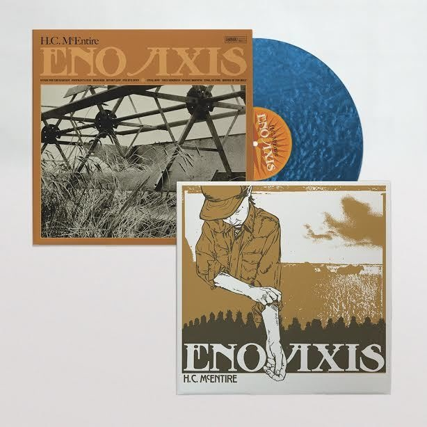 Merge Records HC McEntire - Eno Axis (Dinked Edition)