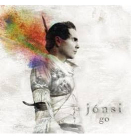 Krunk Jonsi - Go (Coloured Vinyl)