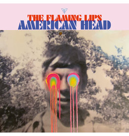 Bella Union The Flaming Lips - American Head (Coloured Vinyl)