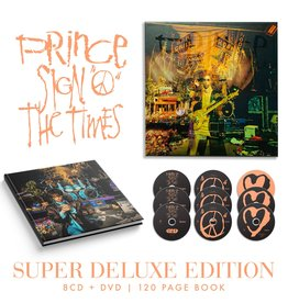 Warner Prince - Sign O' The Times (Super Deluxe Edition)