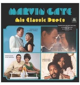 Motown Marvin Gaye - His Classic Duets