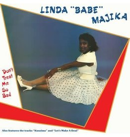 "Be With Records Linda ""Babe"" Majika - Don't Treat Me So Bad"