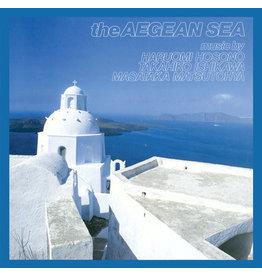 Great Tracks/Sony Japan Haruomi Hosono, Takahiko Ishikawa, Masataka Matsutoya - The Aegean Sea (Coloured Vinyl)