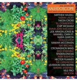 Soul Jazz Records Various - Kaleidoscope: New Spirits Known and Unknown