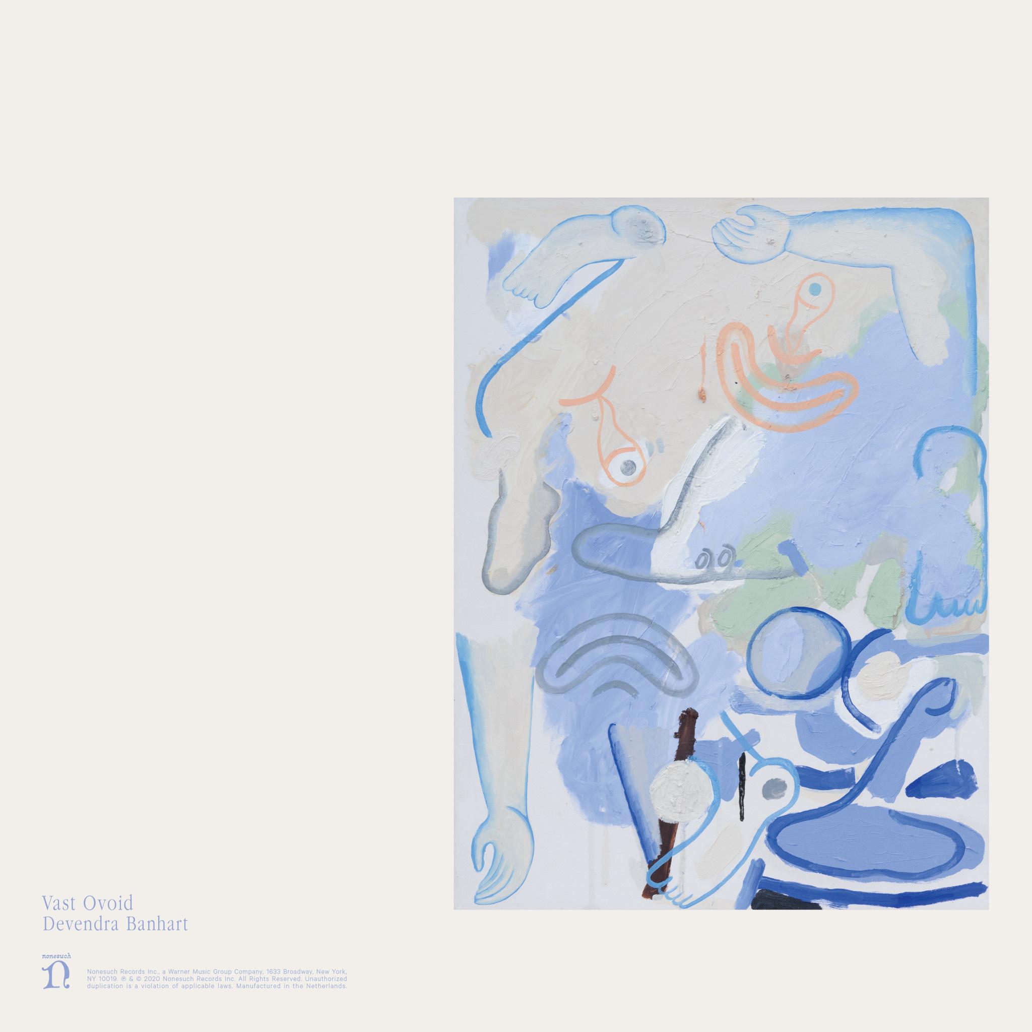 Nonesuch Devendra Banhart - Vast Ovoid (Coloured Vinyl)