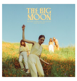 Fiction The Big Moon - Live To Vinyl