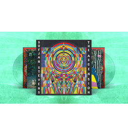 Asthmatic Kitty Records Sufjan Stevens - The Ascension (Coloured Vinyl)